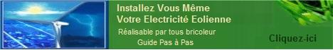 banniere eolienne Comment construire une éolienne soi même et economiser sur votre facture electrique