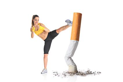 Arrêter de fumer d'un SEUL COUP ou diminuer PEU À PEU