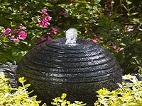 Intégrer une fontaine ou un point d'eau
