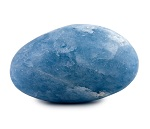 La plus anti-stress… La calcite bleue